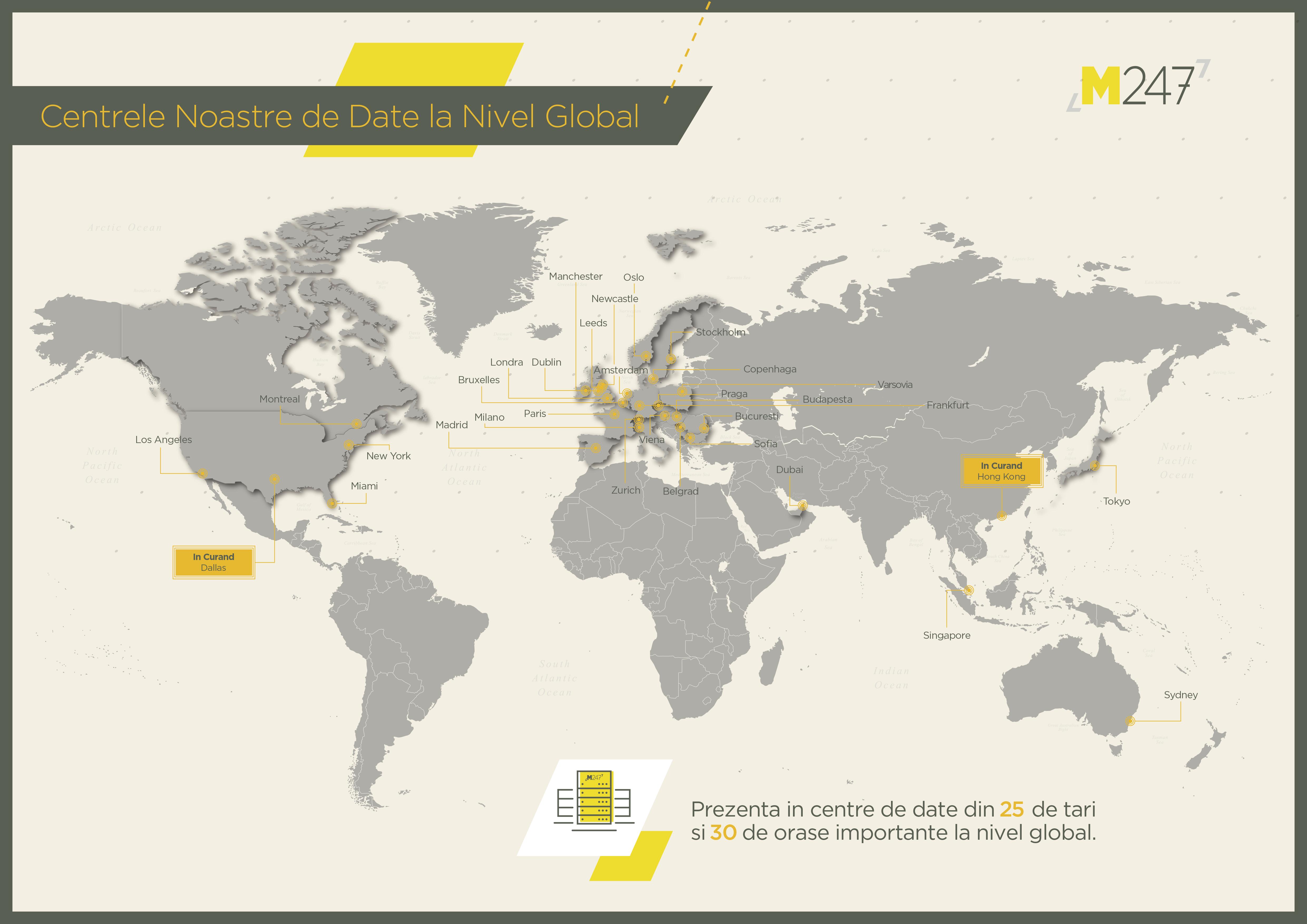 international data centers map